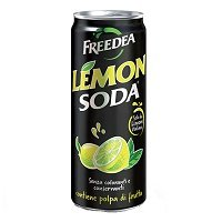 Lemonsoda 33 cl
