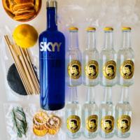 Kit Skyy Vodka and Tonic